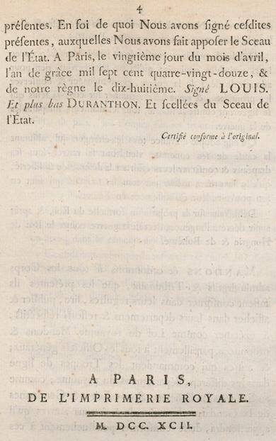 La Marseillaise et le Chant du Départ 4-ill411