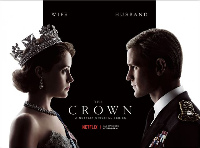 Série The Crown : le règne de la reine Elisabeth II 40131810