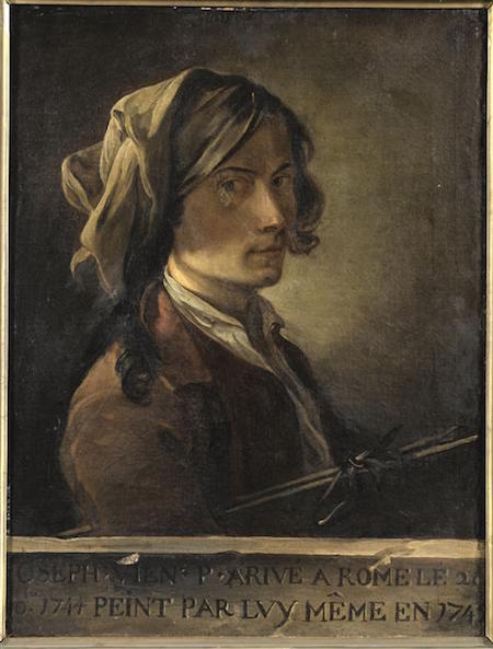 Joseph-Marie Vien, artiste peintre 43302710