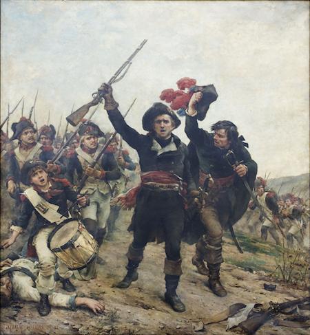 La Marseillaise et le Chant du Départ 5-ill310