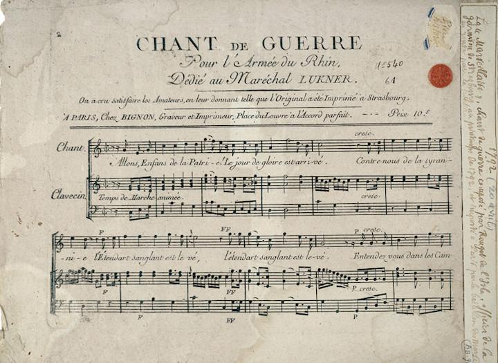 La Marseillaise et le Chant du Départ - Page 2 6-ill110