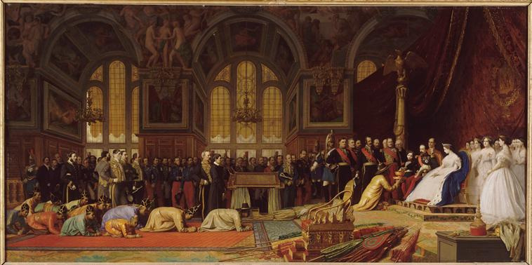 Napoléon III - Second Empire : Exposition et événements au Musée d'Orsay 89-00010