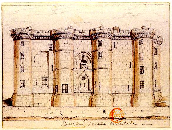 La Bastille, mystères et secrets d'une prison d'état. De Jean-Christian Petitfils Bastil10
