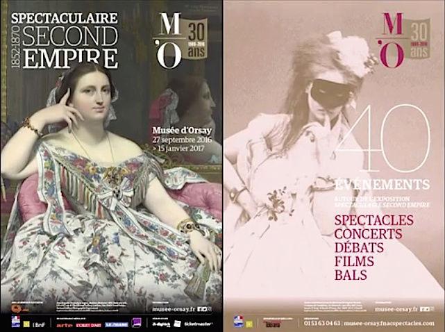 Napoléon III - Second Empire : Exposition et événements au Musée d'Orsay Captu110