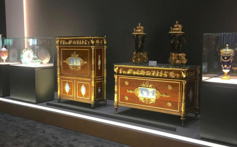 La Biennale des antiquaires, au Grand Palais, Paris Captur77