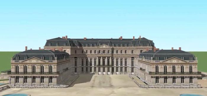 Cloud - Le château de Saint-Cloud - Page 5 Chaite13