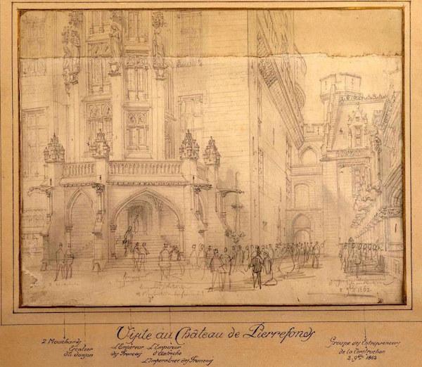 Napoléon III - Second Empire : Exposition et événements au Musée d'Orsay Cou4_v11