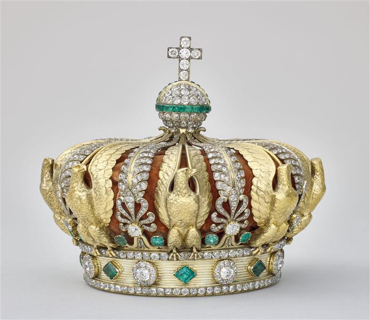Napoléon III - Second Empire : Exposition et événements au Musée d'Orsay Couron10