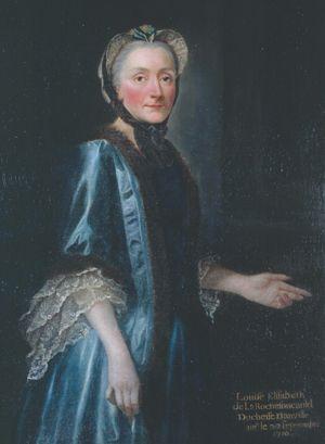 Tricentenaire de la Duchesse d'Enville à La Roche Guyon Duches11