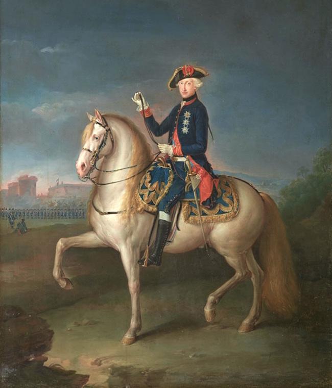 Un beau-frère de Marie-Antoinette :   Ferdinand IV , roi de Sicile Liani_11