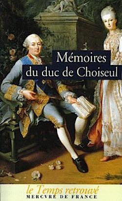 Étienne-Francois, duc de Choiseul - Page 2 Livre_11