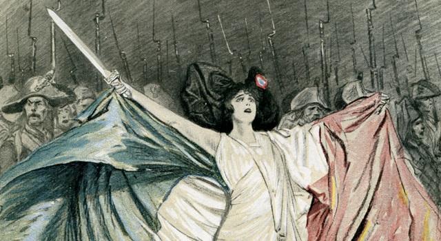La Marseillaise et le Chant du Départ Ma_eve10