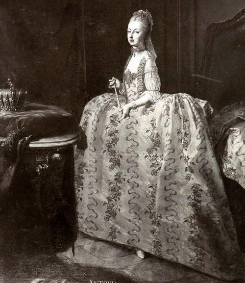 """Les colliers """"en esclavage"""" des XVIIIe et XIXe siècles Marie112"""