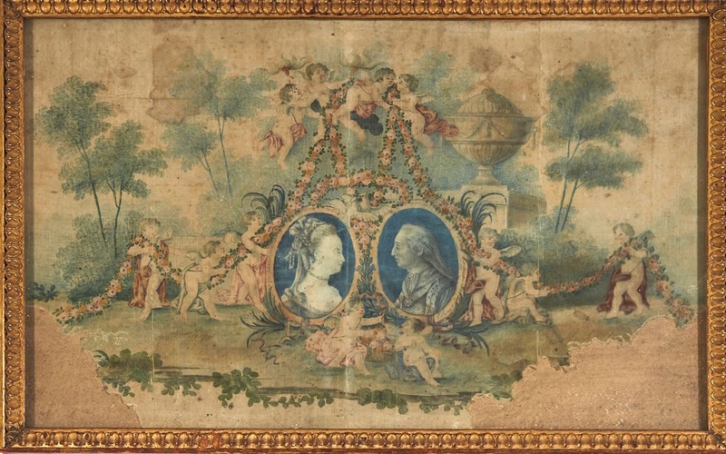 Layette royale des Enfants de France Marie_20