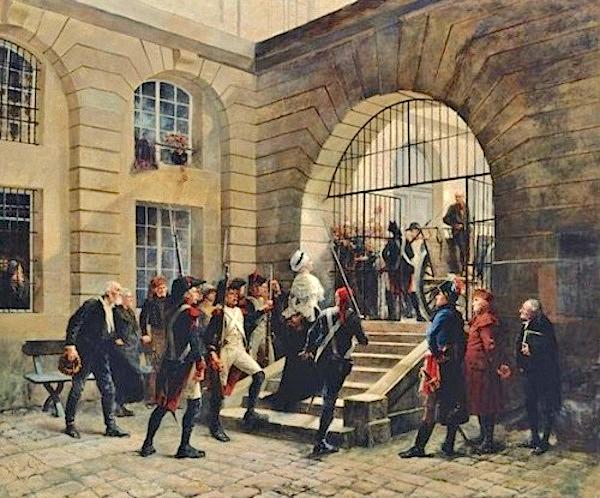 L'exécution de Marie-Antoinette le 16 octobre 1793 - Page 5 Marie_23