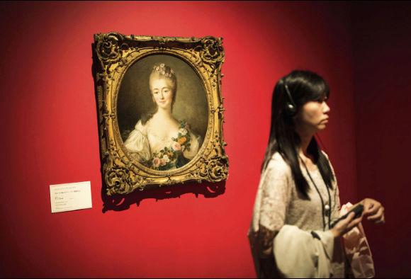 Exposition Marie-Antoinette au Japon (2016) - Page 2 Marie_99