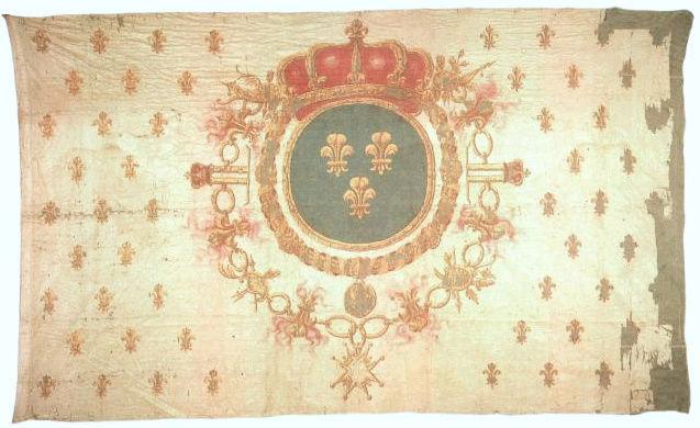 La cocarde tricolore française Pavill10