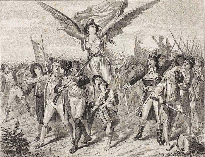 La Marseillaise et le Chant du Départ Rouget10