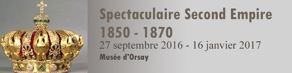 Napoléon III - Second Empire : Exposition et événements au Musée d'Orsay Specta11