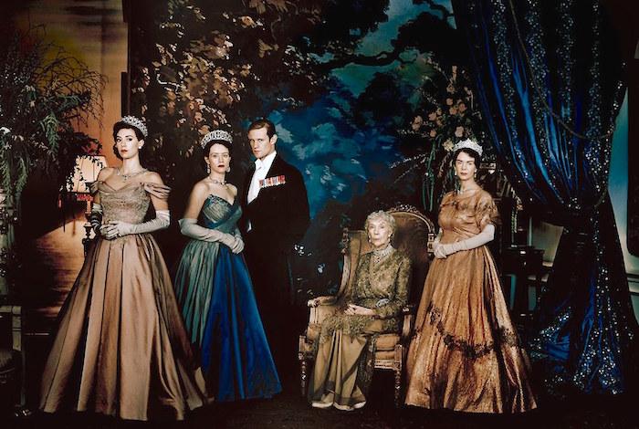 Série The Crown : le règne de la reine Elisabeth II The-cr11