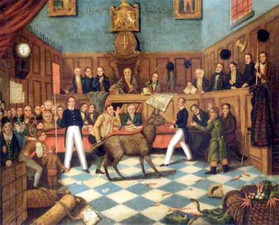 Des combats de taureaux à Paris, fin XVIIIème Trial_10