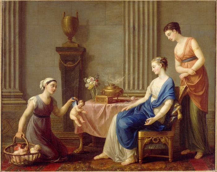Joseph-Marie Vien, artiste peintre Vien-l10