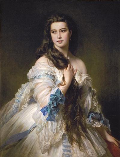 Exposition au palais de Compiègne : Winterhalter, portraits de cour Winter13