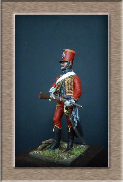 Chasseur à Cheval 2ème régiment Jeune Garde 1814-1815 Dscn5818