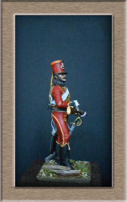 Chasseur à Cheval 2ème régiment Jeune Garde 1814-1815 Dscn5819