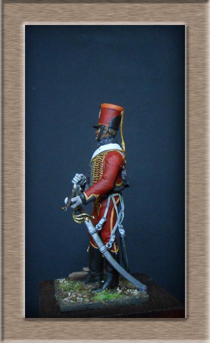 Chasseur à Cheval 2ème régiment Jeune Garde 1814-1815 Dscn5820