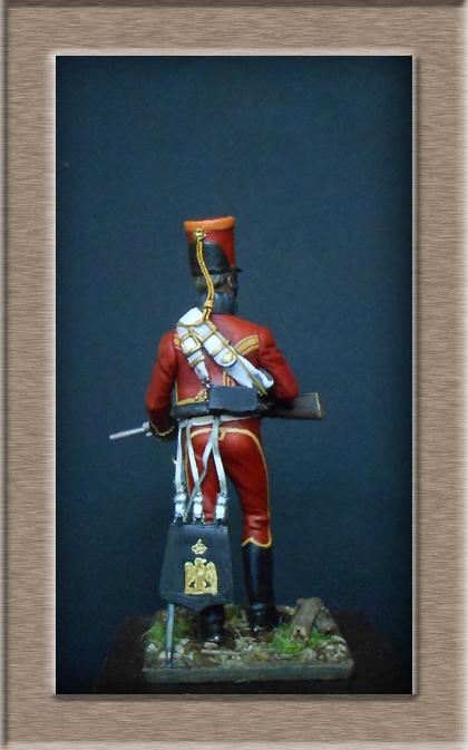 Chasseur à Cheval 2ème régiment Jeune Garde 1814-1815 Dscn5821