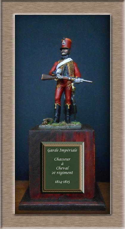 Chasseur à Cheval 2ème régiment Jeune Garde 1814-1815 Dscn5824