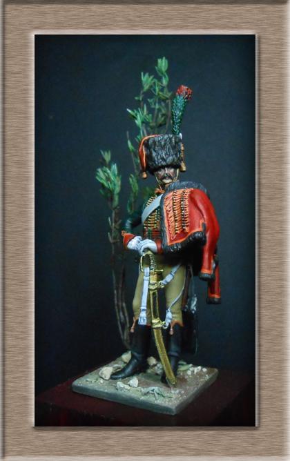 Chasseur à Cheval Garde Impériale tenue de parade 1800-1815 Dscn5919