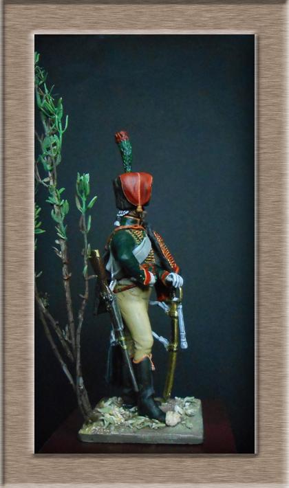 Chasseur à Cheval Garde Impériale tenue de parade 1800-1815 Dscn5920
