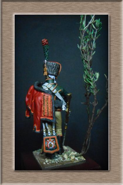 Chasseur à Cheval Garde Impériale tenue de parade 1800-1815 Dscn5921