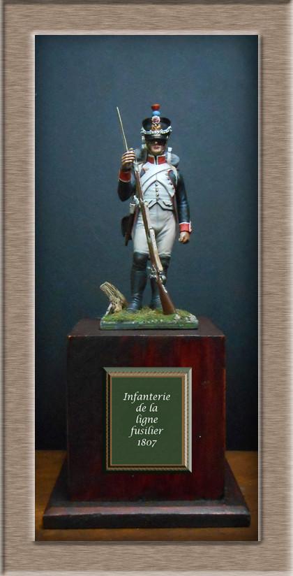 Grenadier 15e régiment Infanterie de la ligne Espagne 1807 MM 54m (modifications)  Dscn5923