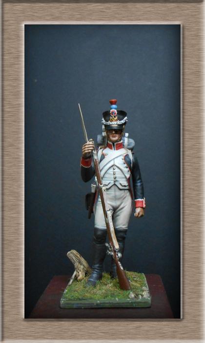 Grenadier 15e régiment Infanterie de la ligne Espagne 1807 MM 54m (modifications)  Dscn5924