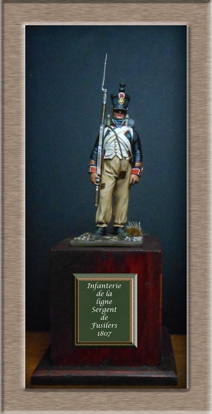 Grenadier 15e régiment Infanterie de la ligne Espagne 1807 MM 54m (modifications)  - Page 2 Dscn5925