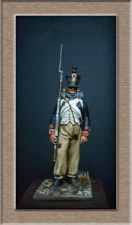 Grenadier 15e régiment Infanterie de la ligne Espagne 1807 MM 54m (modifications)  - Page 2 Dscn5926