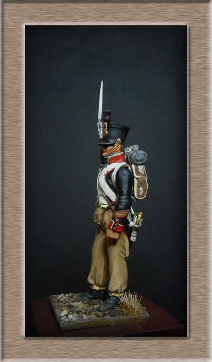 Grenadier 15e régiment Infanterie de la ligne Espagne 1807 MM 54m (modifications)  - Page 2 Dscn5928
