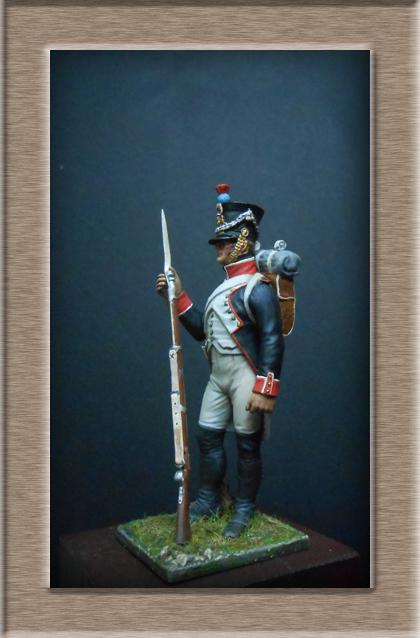 Grenadier 15e régiment Infanterie de la ligne Espagne 1807 MM 54m (modifications)  Dscn6011