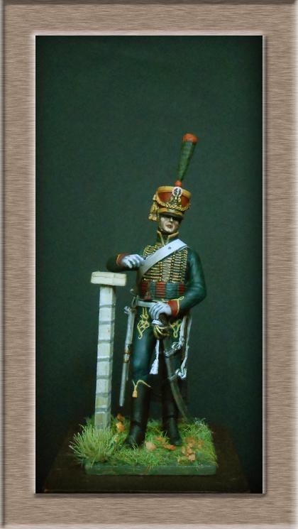Grenadier 15e régiment Infanterie de la ligne Espagne 1807 MM 54m (modifications)  Dscn6229