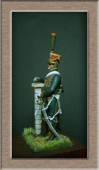 Grenadier 15e régiment Infanterie de la ligne Espagne 1807 MM 54m (modifications)  Dscn6230