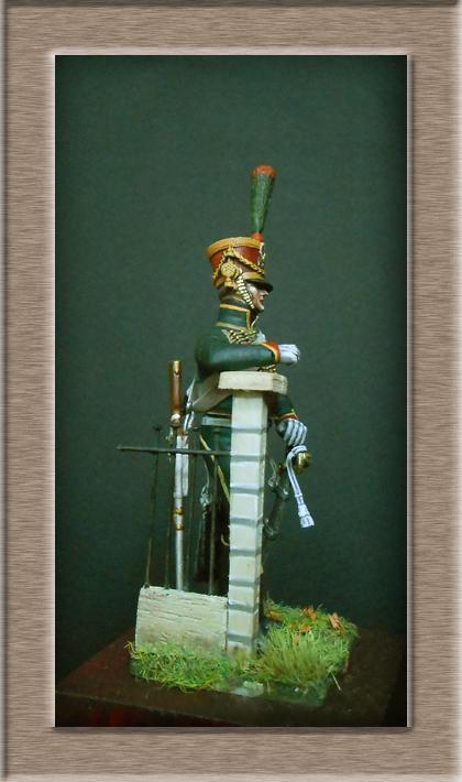Grenadier 15e régiment Infanterie de la ligne Espagne 1807 MM 54m (modifications)  Dscn6231