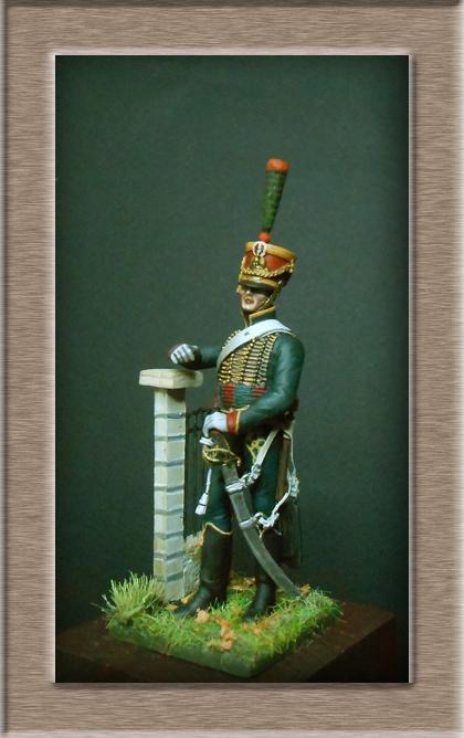 Grenadier 15e régiment Infanterie de la ligne Espagne 1807 MM 54m (modifications)  Dscn6310