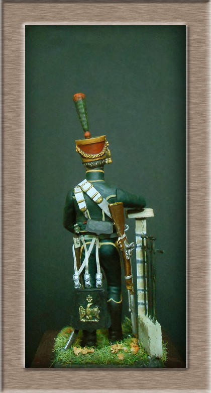Grenadier 15e régiment Infanterie de la ligne Espagne 1807 MM 54m (modifications)  Dscn6311