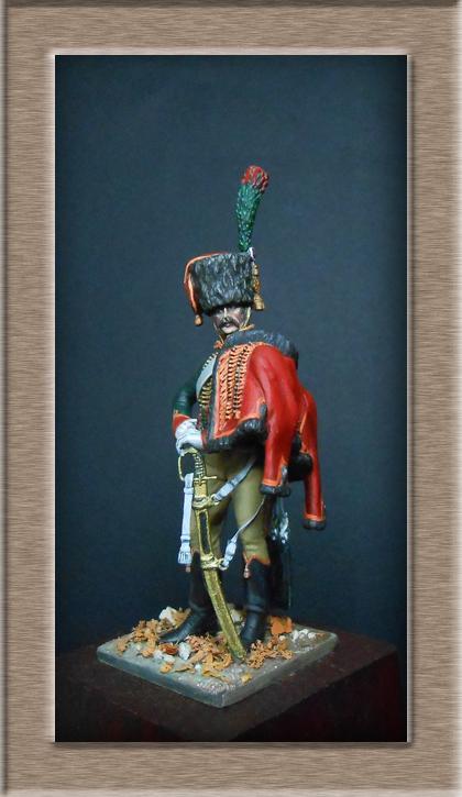 Grenadier 15e régiment Infanterie de la ligne Espagne 1807 MM 54m (modifications)  - Page 2 Dscn6314