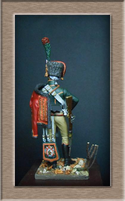 Grenadier 15e régiment Infanterie de la ligne Espagne 1807 MM 54m (modifications)  - Page 2 Dscn6317