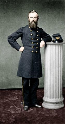 Colonel Chamberlain à Gettysburg F6957210