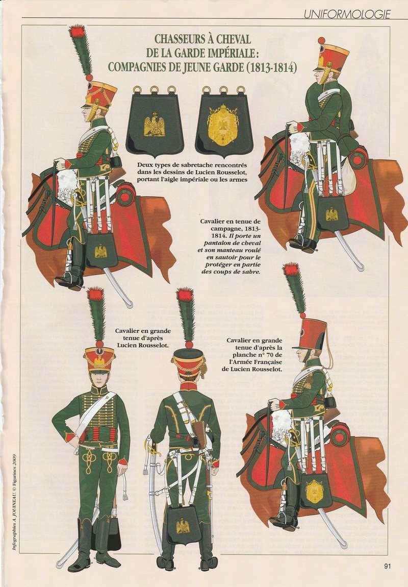 Chasseur à Cheval 2ème régiment Jeune Garde 1814-1815 Img_2010
